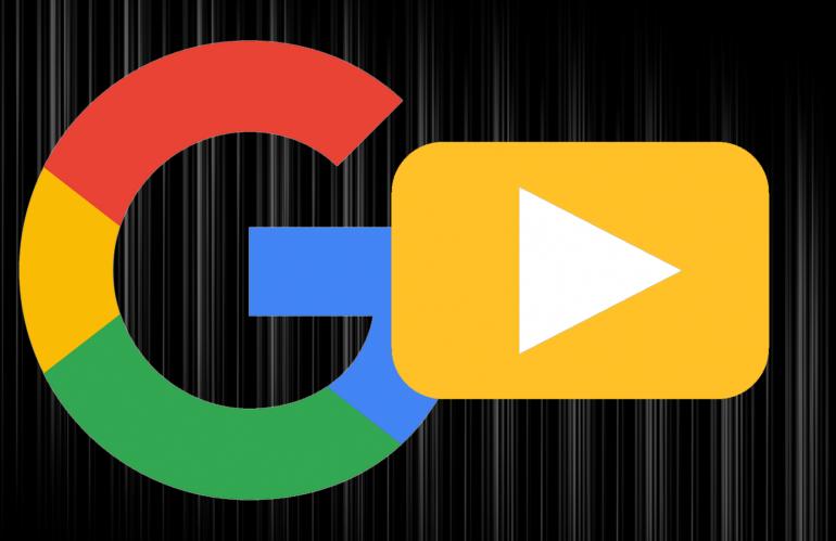 چگونه در گوگل فیلم بگذاریم